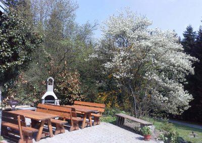 Terrasse vom Quellenhof
