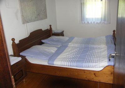 Doppelbettzimmer im alten Bauernhaus